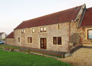 Thumbnail 4 bed barn conversion to rent in Station Road, Portbury, Bristol