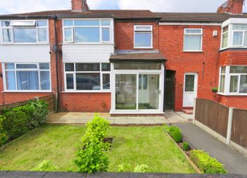 3 bed terraced house for sale in Fairless Road, Eccles, Manchester M30