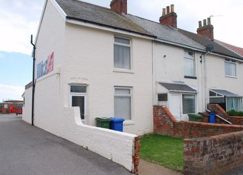 Thumbnail 2 bed end terrace house to rent in Queen Street, Withernsea, East Riding Of Yorkshire