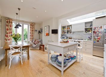 Thumbnail 4 bed terraced house to rent in Highlever Road, London