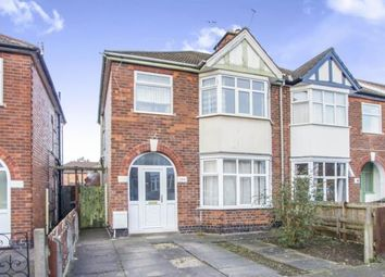 Thumbnail 3 bedroom semi-detached house for sale in Stanfell Road, Leicester
