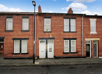 Thumbnail 3 bed flat for sale in Elsdon Terrace, North Shields