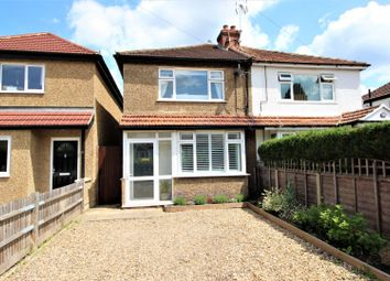 Thumbnail 2 bed semi-detached house for sale in Worthfield Close, Epsom