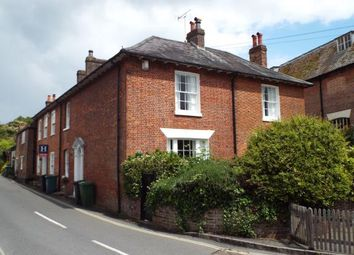 Thumbnail 4 bed semi-detached house for sale in Wickham, Fareham, Hampshire