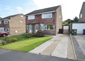 Thumbnail 2 bed semi-detached house for sale in Turnberry Rise, Alwoodley, Leeds