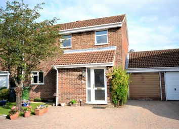 Claudius Drive, Basingstoke RG23. 3 bed link-detached house