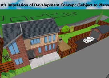 Thumbnail Land for sale in Plot 4, Land At Lawn Lane, Chelmsford, Essex