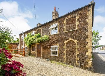 Thumbnail 2 bed link-detached house for sale in Railway Road, Downham Market