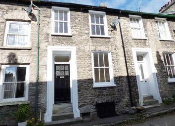 Thumbnail 2 bed terraced house for sale in Queen Street, Kendal, Cumbria