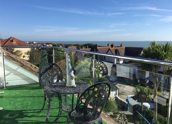Thumbnail 3 bed bungalow for sale in Cliff Road, Seabrook, Kent