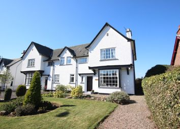 4 bed semi-detached house for sale in Westdene, Perth Road, Blairgowrie, Perthshire PH10