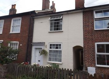 Thumbnail 2 bed terraced house for sale in Greenstead Road, Colchester