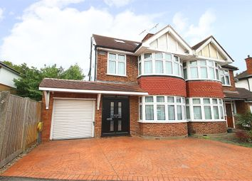 Thumbnail 4 bed semi-detached house for sale in Cottesbrooke Close, Colnbrook, Berkshire
