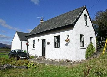 Thumbnail 1 bed cottage for sale in Port Ramsay, Isle Of Lismore