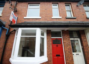 Thumbnail 2 bed terraced house for sale in Shirburn Street, Leek, Staffordshire