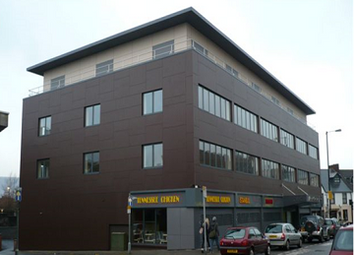 Thumbnail Office to let in Market Chambers, Neath