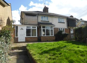 Thumbnail 3 bed semi-detached house for sale in Woodlands Avenue, Berkhamsted