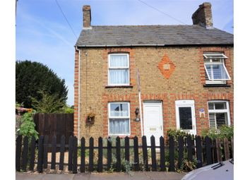 Thumbnail 2 bed semi-detached house for sale in New Street, Doddington, March