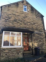 Thumbnail 2 bed end terrace house to rent in Scholemoor Road, Bradford