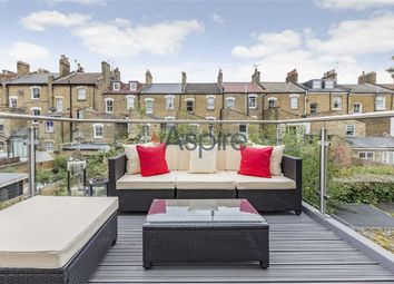Thumbnail 2 bed flat for sale in Sandmere Road, Clapham, London