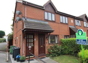 Thumbnail 2 bed flat to rent in High Street, Pensnett, Brierley Hill