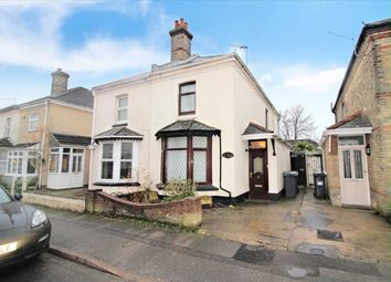 Thumbnail 2 bed semi-detached house for sale in Lincoln Avenue, Bournemouth