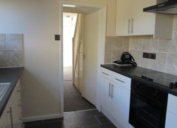 Thumbnail 3 bed terraced house to rent in Tovells Road, Ipswich