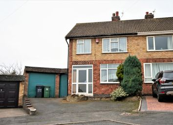 Thumbnail 3 bed property for sale in Charles Drive, Anstey, Leicester