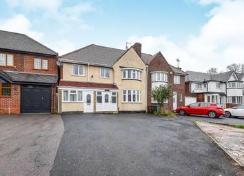 Thumbnail 6 bedroom semi-detached house for sale in Broadway, Walsall