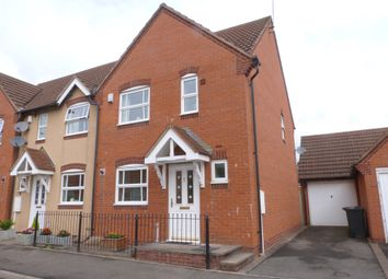 Thumbnail 3 bed end terrace house to rent in Kaskelot Way, Hempsted, Gloucester