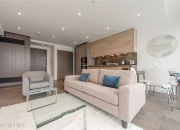 Thumbnail 1 bedroom flat for sale in Lexicon, Chronicle Tower, 216 City Road, Islington