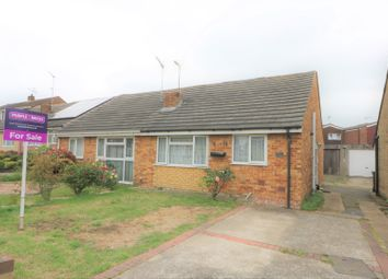 Thumbnail 2 bed semi-detached bungalow for sale in Winston Road, Strood