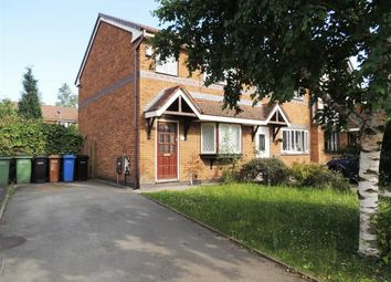Thumbnail 3 bed semi-detached house for sale in Walton Hall Drive, Reddish, Stockport