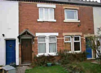 Thumbnail 2 bed terraced house to rent in Riland Avenue, Sutton Coldfield
