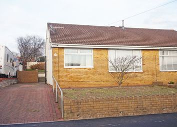 Thumbnail 2 bed semi-detached bungalow for sale in Gelliron, Duffryn Park, Penpedairheol