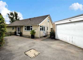 Thumbnail 3 bed detached bungalow for sale in Woolbrook Road, Sidmouth, Devon