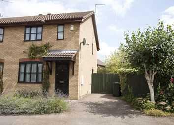 Thumbnail 3 bed semi-detached house to rent in Beaulieu Close, Banbury