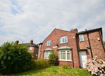 Thumbnail 3 bed semi-detached house to rent in Doncaster Avenue, Withington, Manchester, Greater Manchester
