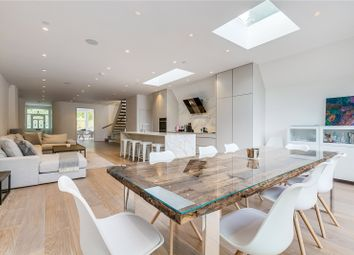 Thumbnail 6 bed terraced house to rent in Stevenage Road, Fulham, London