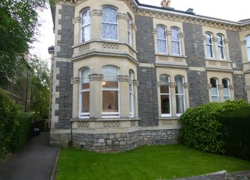 Thumbnail 1 bedroom flat to rent in Redland Road, Redland, Bristol