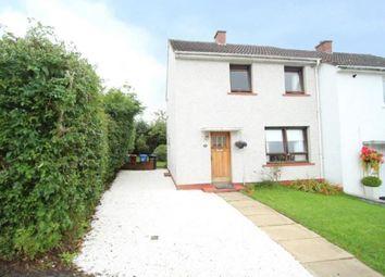 Thumbnail 2 bed semi-detached house for sale in Penfold Crescent, Westwood, East Kilbride, South Lanarkshire