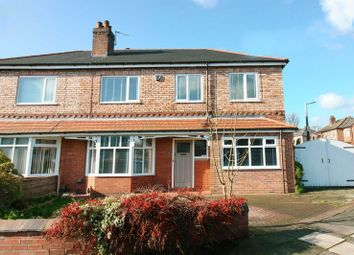 Thumbnail 4 bedroom semi-detached house for sale in Houghton Lane, Swinton, Manchester
