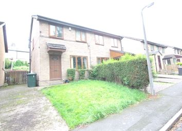 Thumbnail 3 bed semi-detached house to rent in Brow Wood Crescent, Bradford