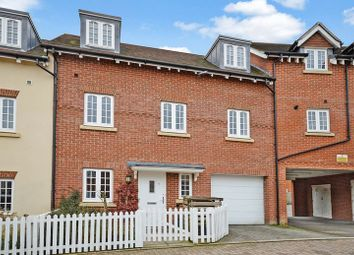 Thumbnail 3 bed town house for sale in Parrin Drive, Halton Camp, Aylesbury