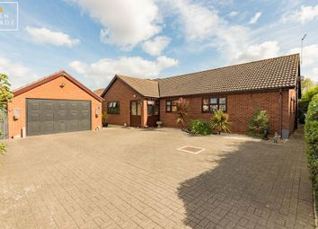 Thumbnail 4 bed detached bungalow for sale in Kelsey Lane, Althorpe, Scunthorpe