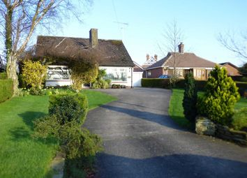 Thumbnail 2 bedroom detached bungalow for sale in Mill Lane, Wheelock, Sandbach