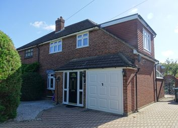 Thumbnail 3 bed semi-detached house for sale in Fontmell Park, Ashford