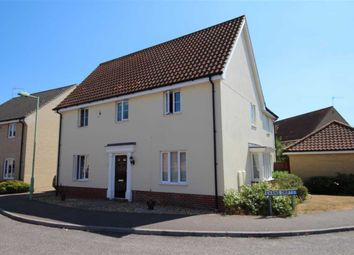 Thumbnail 4 bedroom detached house for sale in The Combers, Grange Farm, Kesgrave, Ipswich