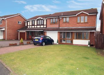 Thumbnail 5 bed detached house for sale in Slingsby, Tamworth