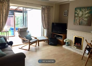 Thumbnail 2 bed flat to rent in Oakenfield, Lichfield
